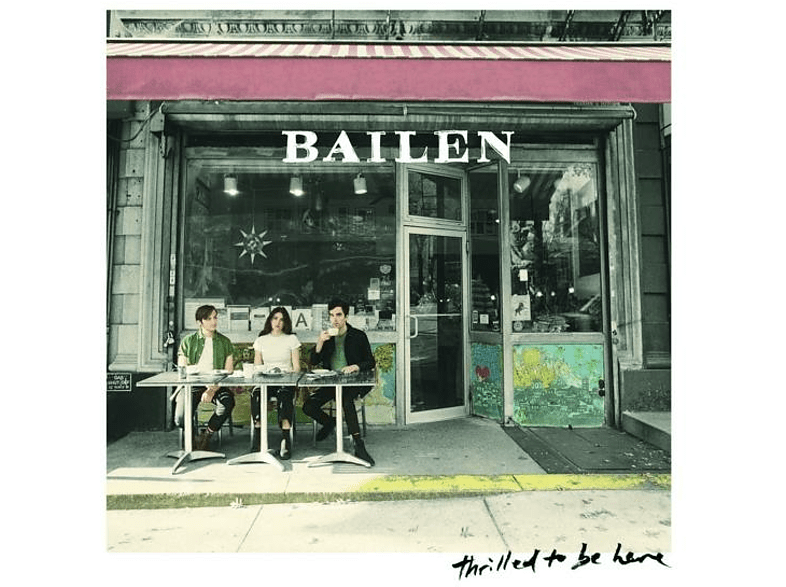 Bailen - Thrilled To Be Here (Vinyl) [Vinyl]
