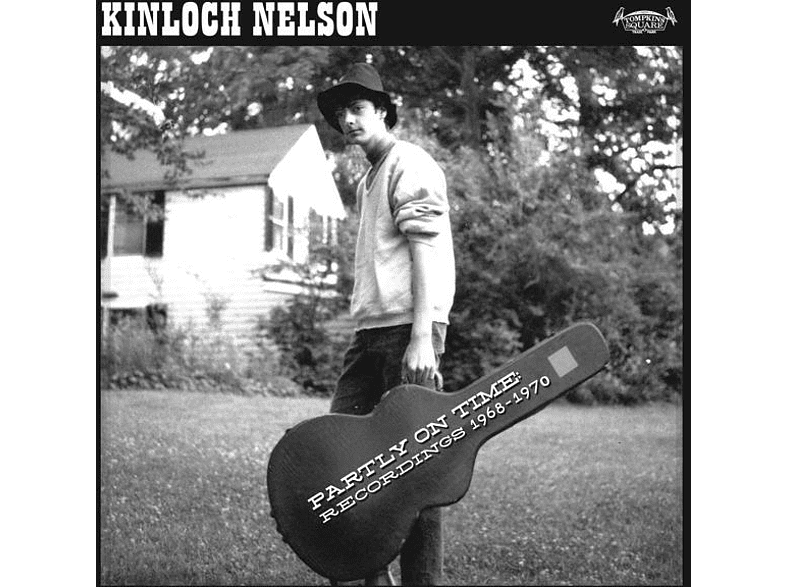 Kinloch Nelson - Partly On Time: Recordings 1968-1970 [Vinyl]