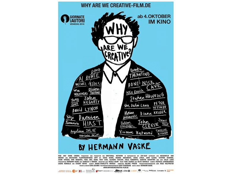 Why we are creative [DVD]