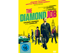 The Diamond Job - Gauner, Bomben und Juwelen - (DVD)