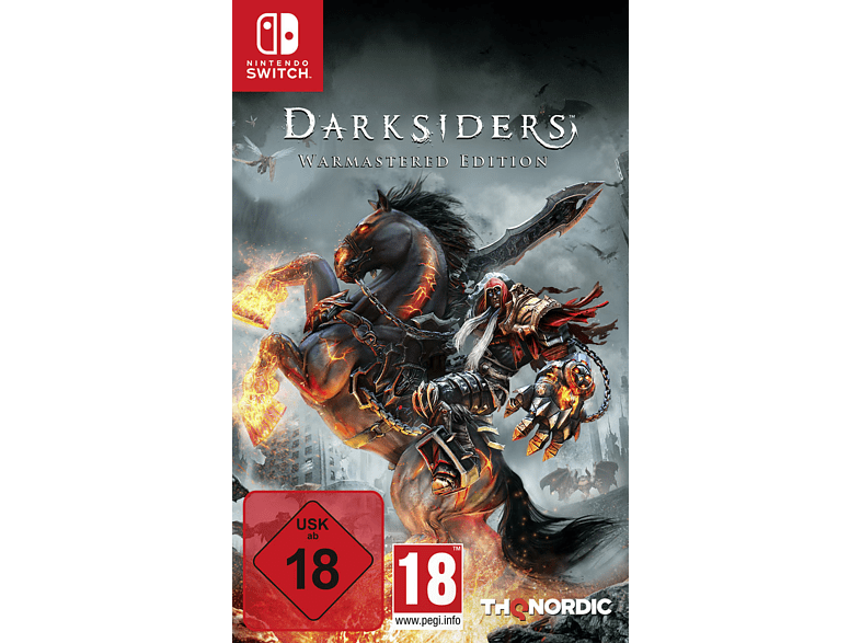 Switch Darksiders Warmastered [Nintendo Switch]
