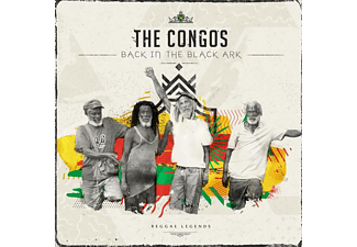 The Congos - Back In The Black Ark (Ltd.Ed.) - (Vinyl)