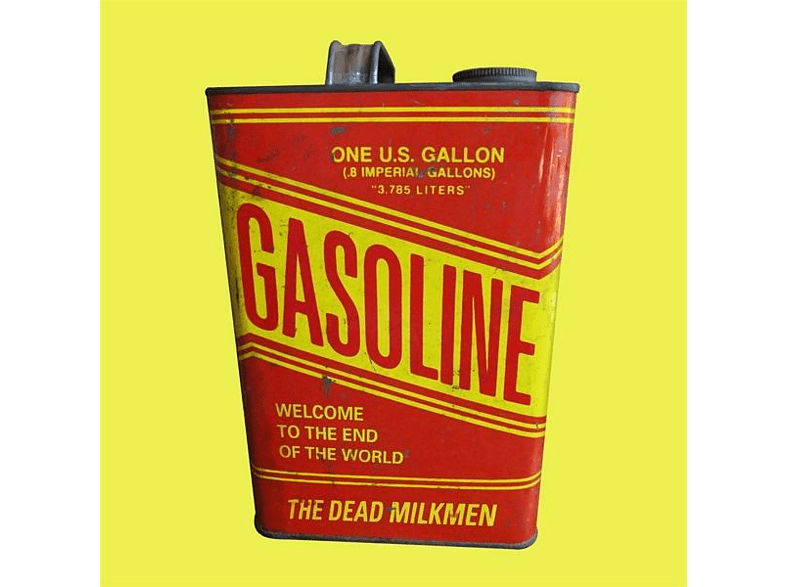 The Dead Milkmen - Welcome To The End Of The World [Vinyl]
