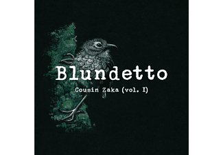 Blundetto - Cousin Zaka (Vol.1) - (CD)