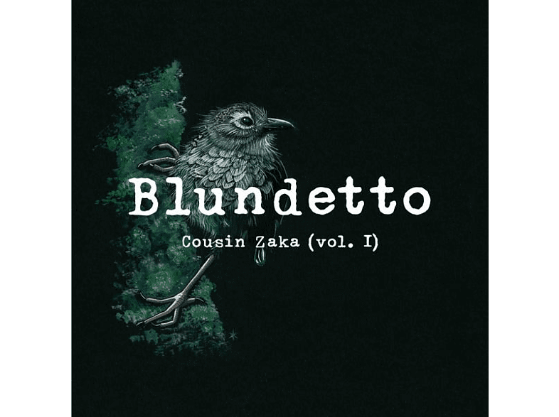 Blundetto - Cousin Zaka (Vol.1) [CD]