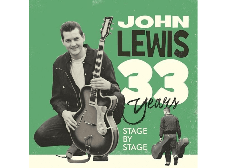 John Lewis - 33 Years Stage By Stage [CD]