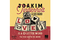 Joakim Tinderholt & His Band - Love Is A 4 Letter Word/You Gotta Do More (Lim.) [Vinyl]