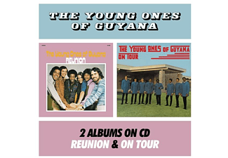 The Young Ones Of Guyana - REUNION & ON TOUR - (CD)