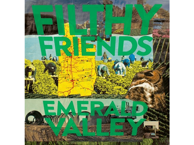 Filthy Friends - Emerald Valley [CD]