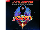 Journey - Escape & Frontiers Live In Japan (2CD+DVD) [CD + DVD Video]