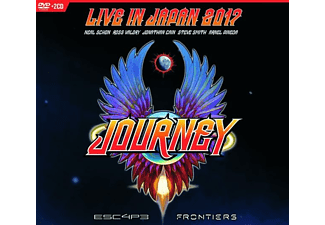 Journey - Escape & Frontiers Live In Japan (2CD+DVD) - (CD + DVD Video)
