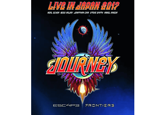 Journey - Escape & Frontiers Live In Japan (Blu-Ray) - (Blu-ray)