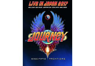 Journey - Escape & Frontiers (Live in Japan) DVD