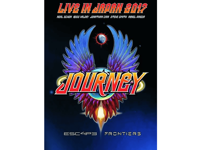Journey - Escape & Frontiers Live In Japan (DVD) [DVD]