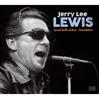 Jerry Lee Lewis - Great Balls Of Fire & Breathless [CD]