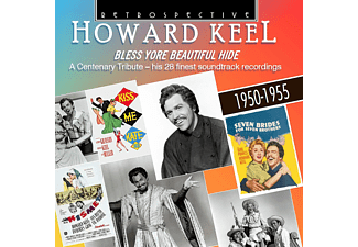 Howard Keel - Bless Yore Beautiful Hide - (CD)