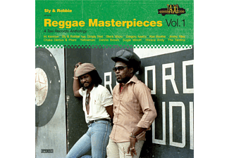 Sly & Robbie - Reggae Masterpieces Vol. 1:  A Taxi Records Anthology CD