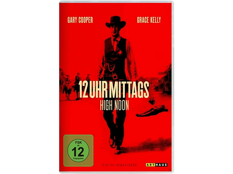 12 Uhr Mittags-High Noon/Digital Remastered [DVD]
