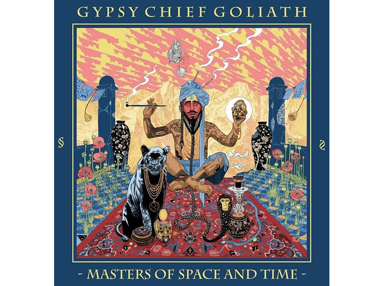 Gypsy Chief Goliath - Masters Of Space And Time (Black Vinyl/GTF) [Vinyl]