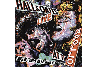 Hall & Oates - Live At The Apollo - (CD)