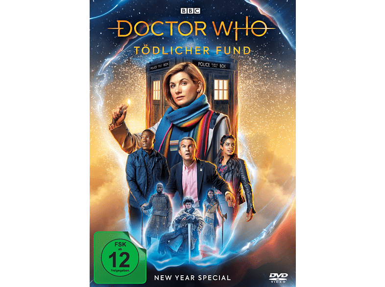 Docto Who - New Year Special: Tödlicher Fund [DVD]