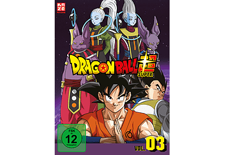 Dragonball Super 3 Arc Universum 6 Dvd Tv Serien Dvd