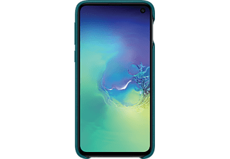 SAMSUNG Leather Cover Galaxy S10E Green