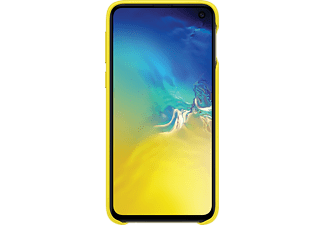SAMSUNG Leather Cover Galaxy S10E Yellow