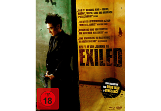 Exiled - (Blu-ray + DVD)