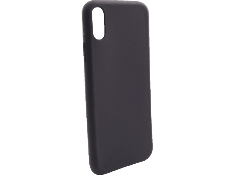 AGM 27519 Soft , Backcover, Apple, iPhone XR, Thermoplastisches Polyurethan, Schwarz