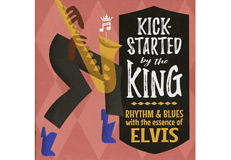 VARIOUS - Kick-Started By The King - (CD)