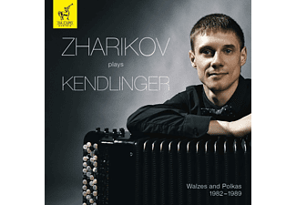 Zharikov - Zharikov plays Kendlinger - (CD)