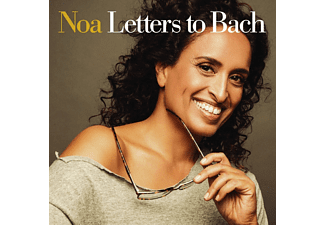 Noa - Letters To Bach CD