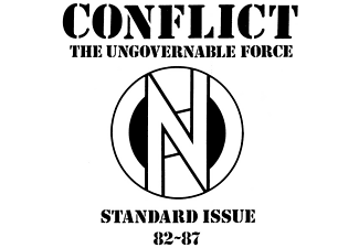 Conflict - Standard Issue 82-87 - (Vinyl)