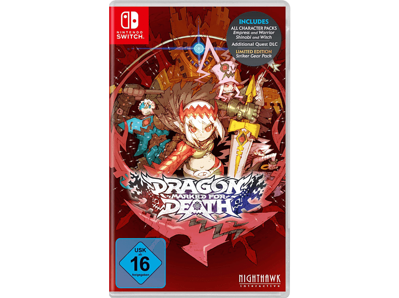 Dragon: Marked for Death [Nintendo Switch]