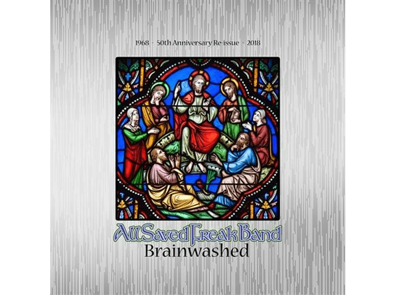 All Saved Freak Band - Brainwashed [Vinyl]