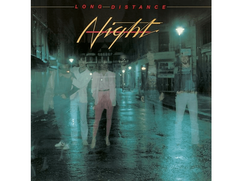 The Night - Long Distance (Collector's Edition) [CD]
