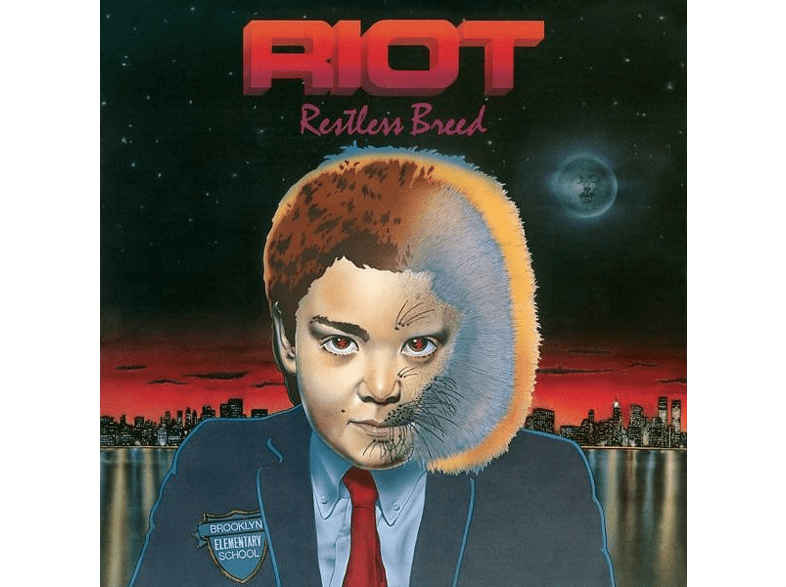 Riot - Restless (Collector's Edition) [CD]
