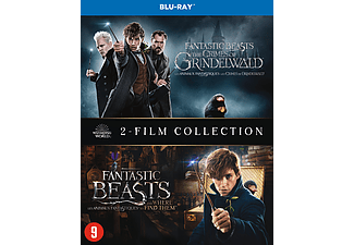 Fantastic Beasts: 1+2 Collectie - Blu-ray