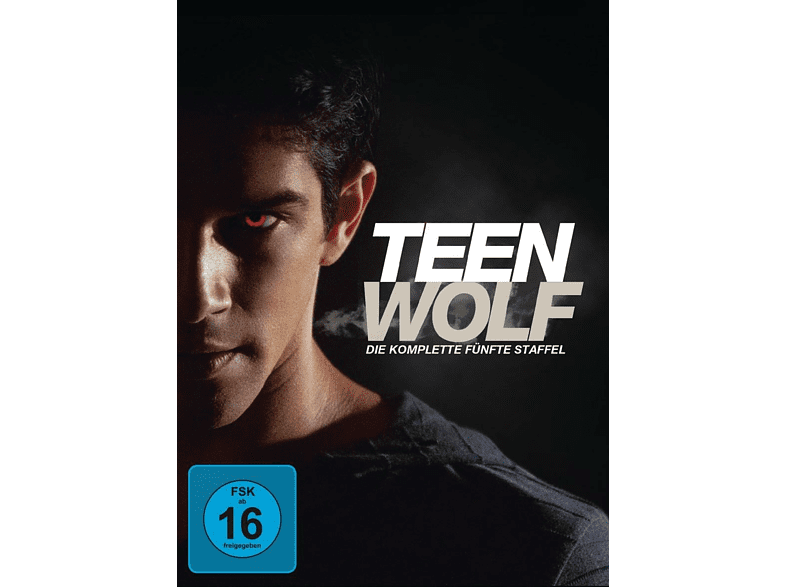 Teen Wolf-Staffel 5 [DVD]