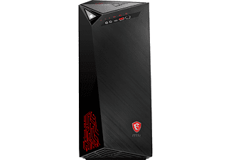 PC Gaming - MSI Infinite 8RC-607EU, Intel® Core™ i7-8700, 16GB RAM, 1TB+256GB SSD, GTX1060, W10