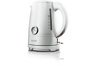 KOENIC Wasserkocher KWK 4331 W WATERKETTLE Weiß