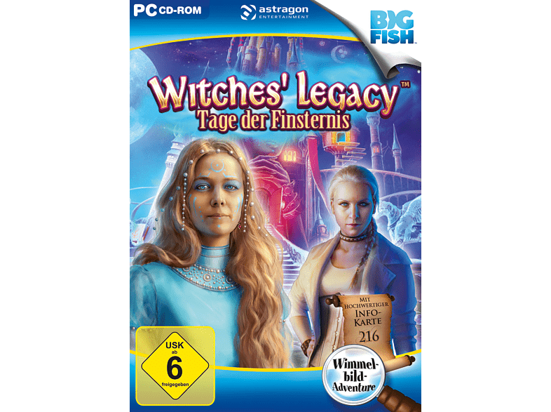 Witches' Legacy: Tage der Finsternis [PC]
