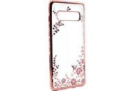 AGM 27951 Feeling , Backcover, Samsung, Galaxy S10+, Thermoplastisches Polyurethan, Kunststoff, Rose Gold