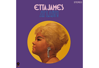 James Etta - AT LAST! (180G VINYL) - (Vinyl)