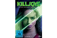 Killjoys-Space Bounty Hunters-Staffel 4 [DVD]