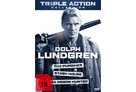 Dolph Lundgren Triple Action Collection [DVD]