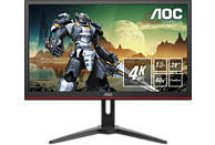 AOC G2868PQU  UHD 4K Gaming Monitor (1 ms Reaktionszeit, FreeSync, 60 Hz)