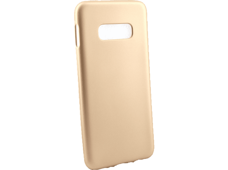 AGM 27698 Soft , Backcover, Samsung, Galaxy S10e, Thermoplastisches Polyurethan, Gold