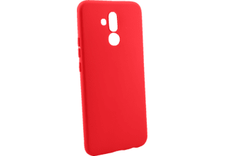AGM 28046 Matt Backcover Huawei Mate 20 lite Thermoplastisches Polyurethan Rot